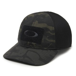 Kšiltovka SI Cotton Cap Oakley® - Multicam Black